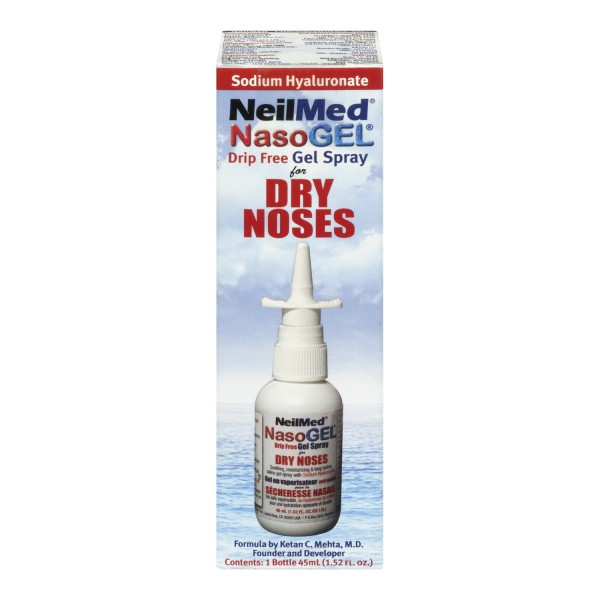 Treadmill Dry Lube: Buy NeilMed NasoGel Gel Spray In Canada