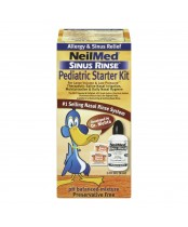 NeilMed Pediatric Nasal Rinse Starter Kit