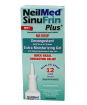 NeilMed SinuFrin Plus Quick Nasal Congestion Relief Spray