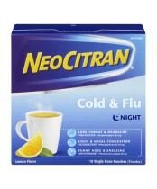 NeoCitran Cold & Flu