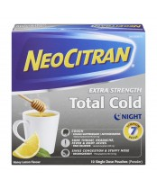 NeoCitran Cold & Flu Relief Powder