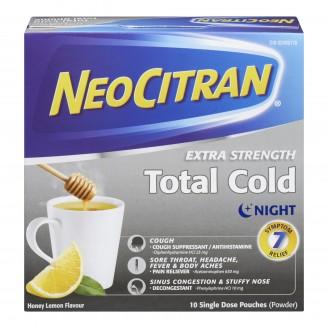 NeoCitran Cold & Flu Relief Powder