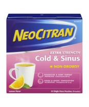 NeoCitran Extra Strength Cold & Sinus