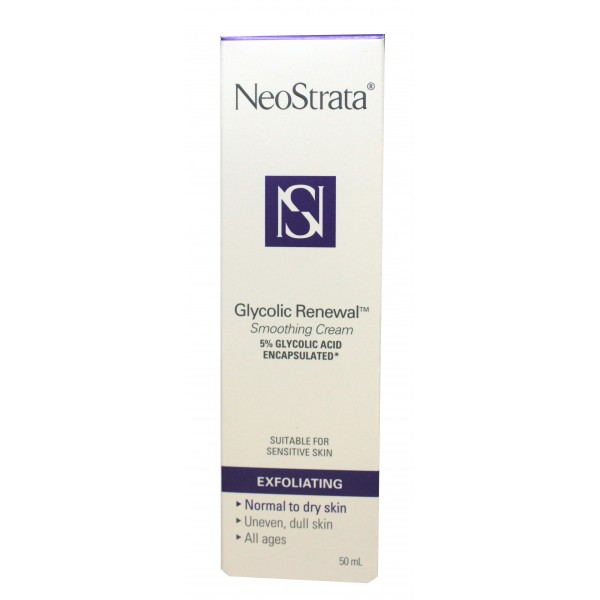 buy neostrata glycolic renewal smoothing cream in canada free shipping. Black Bedroom Furniture Sets. Home Design Ideas