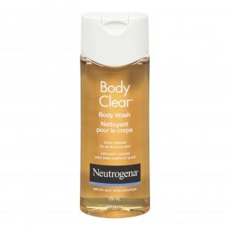 Neutrogena Body Clean Body Wash