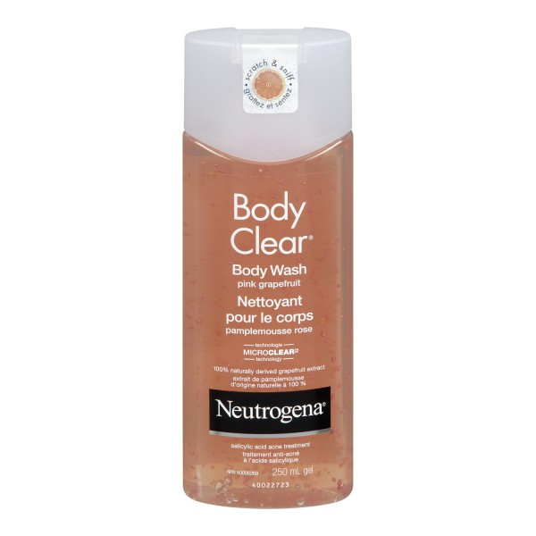 buy neutrogena body clear body wash same day shipping in canada healthsnap. Black Bedroom Furniture Sets. Home Design Ideas