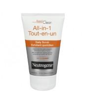 Neutrogena Rapid Clear All-in-1 Daily Scrub
