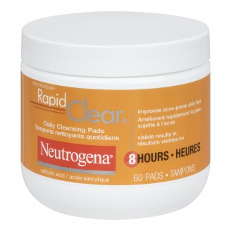 Neutrogena Rapid Clear Daily Cleansing Pads