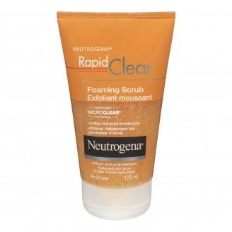 Neutrogena Rapid Clear Foaming Scrub