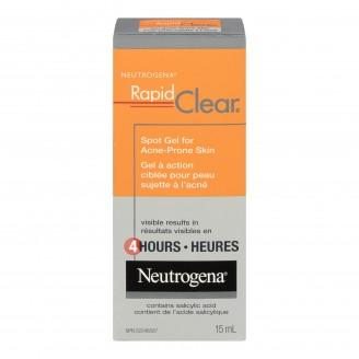 Neutrogena Rapid Clear Spot Gel for Acne-Prone Skin
