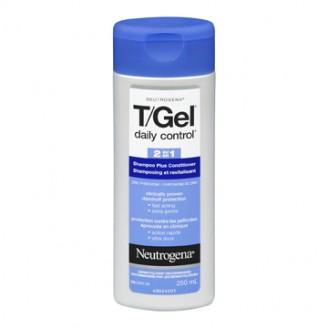 Neutrogena T/Gel Daily Control 2 in 1 Shampoo + Conditioner