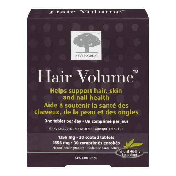 Buy New Nordic Hair Volume In Canada Free Shipping
