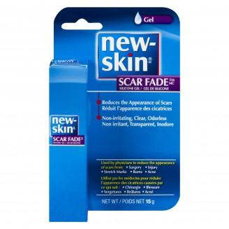 New Skin Scar Fade Silicone Gel