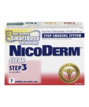 Nicoderm Clear Patches