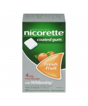 Nicorette Coated Gum