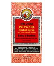 Nin Jiom Pei Pa Koa Herbal Cough Syrup