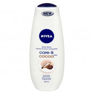 Nivea Care & Cocoa Body Wash