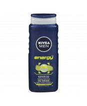 Nivea For Men Energy Body Wash