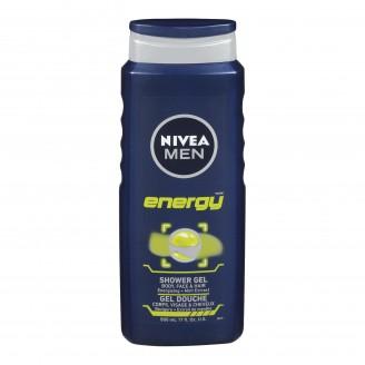 Nivea For Men Energy Body Wash