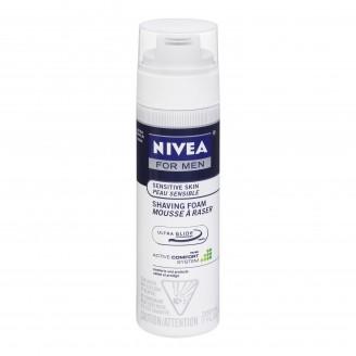 Nivea For Men Sensitive Skin Shaving Foam