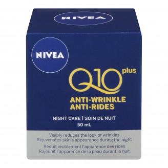 Nivea Visage Anti-Wrinkle Plus Night Creme