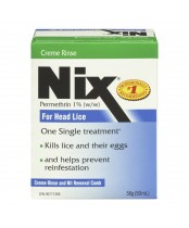 Nix Creme Rinse and Nit Removal Comb