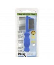 Nix Premium Metal Two-Sided Comb