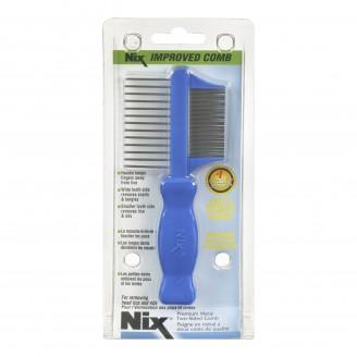 Nix Premium Metal Two-Sided Comb