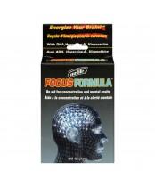 Nu-Life Focus Formula Caplets