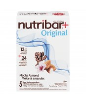 Nutribar Meal Replacement Bars Chocolate Mocha Almond