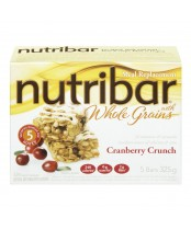 Nutribar with Whole Grains Meal Replacement Bars