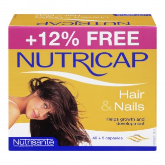 Nutricap Hair & Nails Capsules