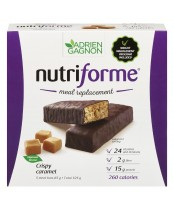 Nutriforme Crispy Caramel Meal Replacement