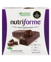 Nutriforme Decadent Fudge Meal Replacement