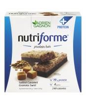 Nutriforme Salted Caramel Granola Swirl Protein Bar