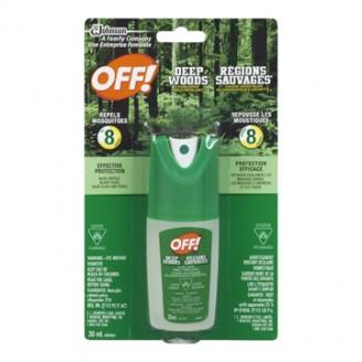 OFF! Deep Woods Pump Spray