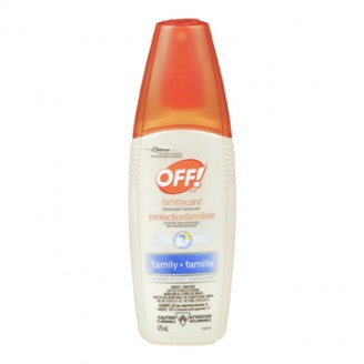 OFF! FamilyCare Summer Splash Spray