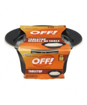 OFF! Triple Wick Citronella Candle
