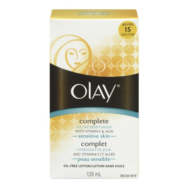 Buy Olay Complete All Day Moisturizer With Vitamin E