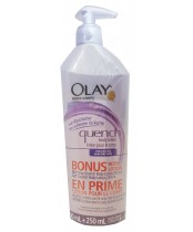 Olay Quench Body Lotion Bonus Pack