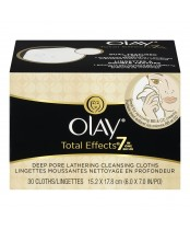 Olay Total Effects 7-in-1 Deep Pore Lathering Cleansing Cloths