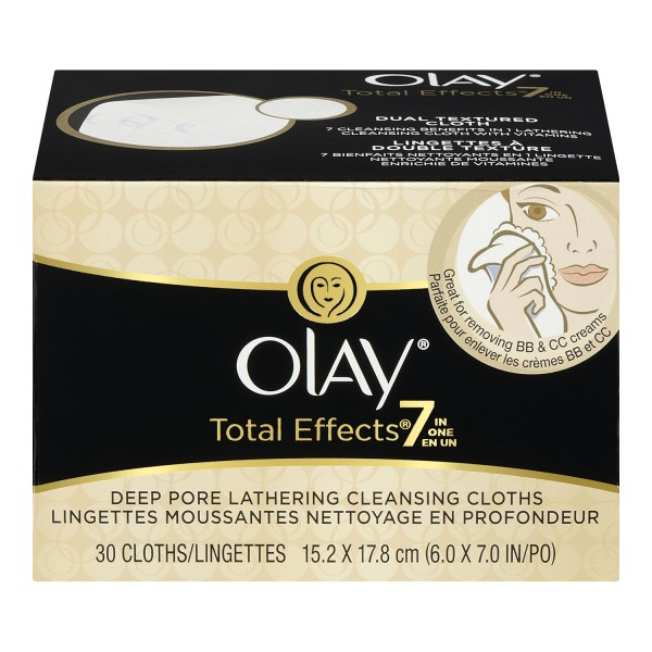 Buy Olay Total Effects 7 In 1 Deep Pore Lathering