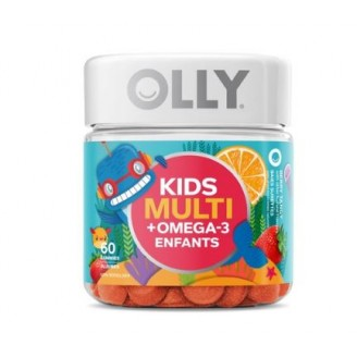 Olly Kid's Multi + Omega-3 Berry Tangy