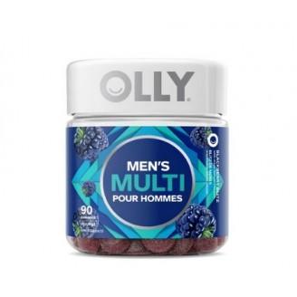 Olly Men's Multi Blackberry Blitz