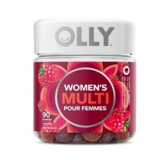 Olly Women's Multi Blissful Berry