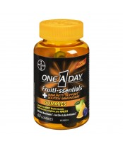 One A Day Fruiti-ssentials + Immunity Support Gummies