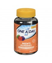 One A Day Men's Adult Multivitamin Supplement Gummies