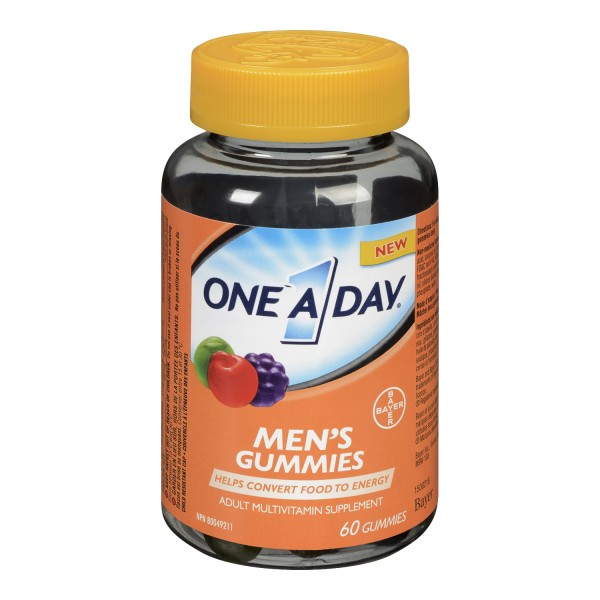 Coupon for men's one a day vitamin