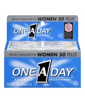 One A Day For Women 50 Plus Advanced Multi-Vitamin