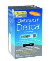 OneTouch Delica Plus Fine Lancets 30 G